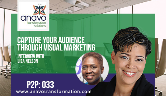 Capture Your Audience through Visual Marketing with Lisa Nelson P2P: 033