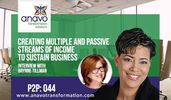 Creating Multiple and Passive Streams of Income To Sustain Business P2P: 044